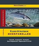 Fluss-Strategie - Meerforellen: Biologie - Angelplätze - Strategien. Spinn- /Fliegenfischen - Fliegenmuster von Ulf Sill