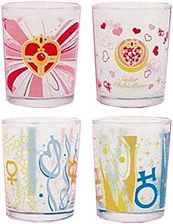 一番くじ 美少女戦士セーラームーン 乙女の変身collection D賞 コレクショングラス 全4種