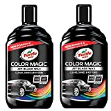 Turtle Wax 52708 Color Magic Car Paintwork Cleans, Shines & Restores Scratches Faded