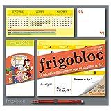 Frigobloc 2020 Hebdomadaire - Le calendrier maxi-aimanté pour se simplifier la vie