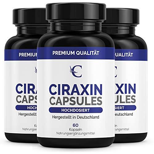 Ciraxin Capsule - Mehr MAN POWER | Natürliche EXTREME Unterstützung | 60 Kapseln (3)