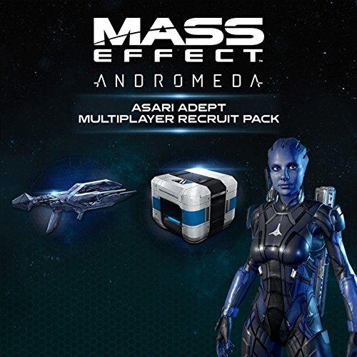 Mass Effect Andromeda - Multiplayer Recruit Pack 1: Asari Adept DLC | PC Download - Origin Code