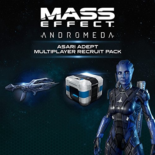 Mass Effect Andromeda - Multiplayer Recruit Pack 1: Asari Adept DLC | PC Download - Origin Code