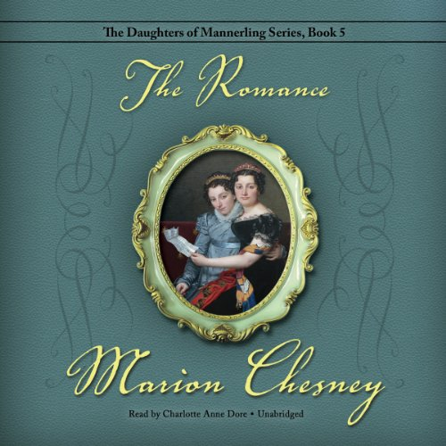 The Romance audiobook cover art
