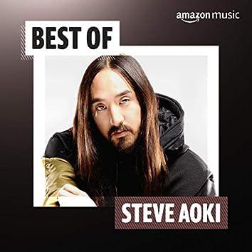 Best of Steve Aoki