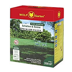 WOLF-Garten - Premium-Rasen »Schatten & Sonne« LP 200; 3820050