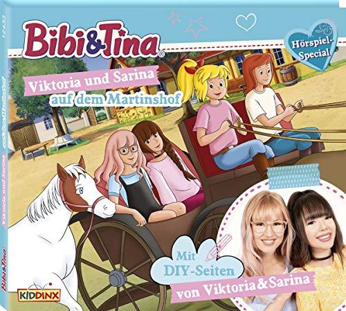 Bibi und Tina: Viktoria und Sarina auf dem Martinshof