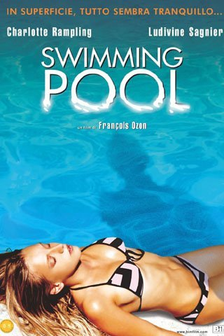 swimming pool regia di françois ozon [Italia] [DVD]