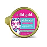Solid Gold Small & Toy Breed Wet Food; Mighty Mini Grain Free With Real Chicken; 12Ct/3.5Oz Cup