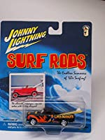JOHNNY LIGHTNING SURF RODS 1/64 LAVA MAMAS - 60'S STUDEBAKER