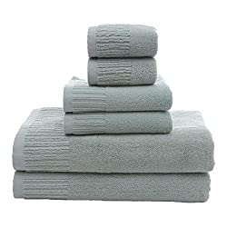 Tukailai Egyptian Cotton Towel Set