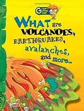 دليل باللون الأخضر العبقرية: ما الذي البراكين ، earthquakes ، avalanches ، وأكثر من ذلك...