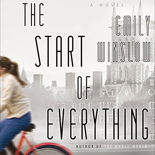 The Start of Everything audiobook cover art