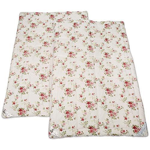 Stoffhanse Duo-Decke 2er Set, floral | Bettwaren | Bettdecke | nach Öko-Tex Standard