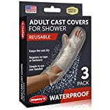 100% Waterproof Cast Cover Arm -【Watertight...