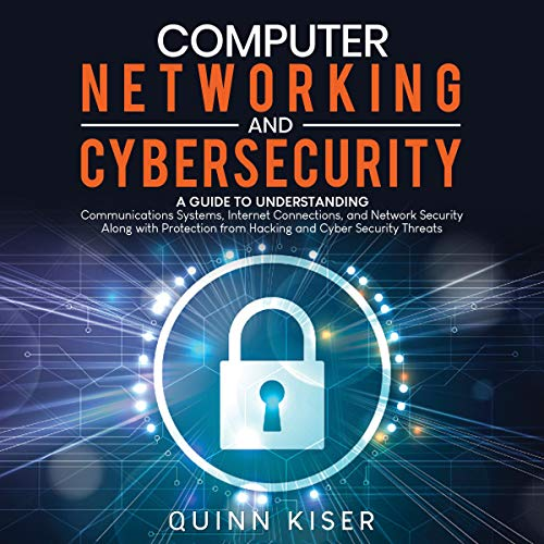 Computer Networking and Cybersecurity cover art
