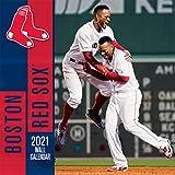 Boston Red Sox 2021 Calendar