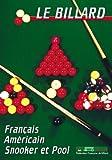 Pool, Snooker, Français, Américain-Sport Loisirs-Billard