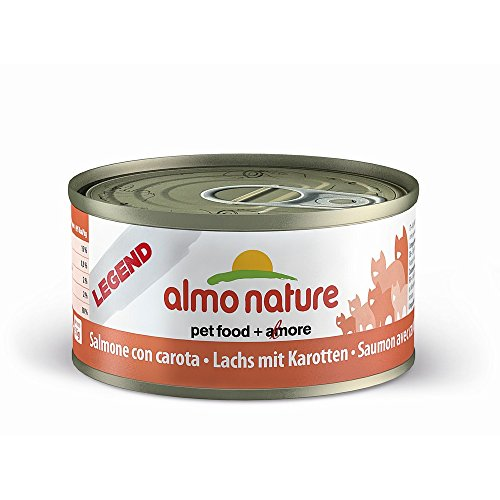 almo nature HFC Jelly 70 g - Saumon & Carottes - 24 x 70 g