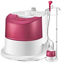 Fabric Steamer Steam Iron Hand-Held Ironing Machine Home Hanging Double-Bar Ironing Machine Nine-Hole Pointed Ironing Head...