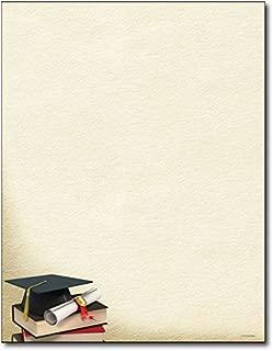 graduation letterhead