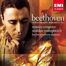 Best maxim vengerov beethoven violin concerto Reviews