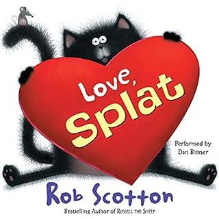 Love, Splat cover art