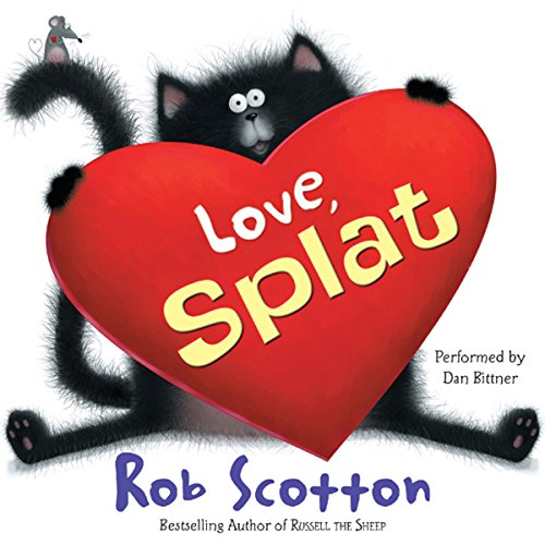 Love, Splat audiobook cover art