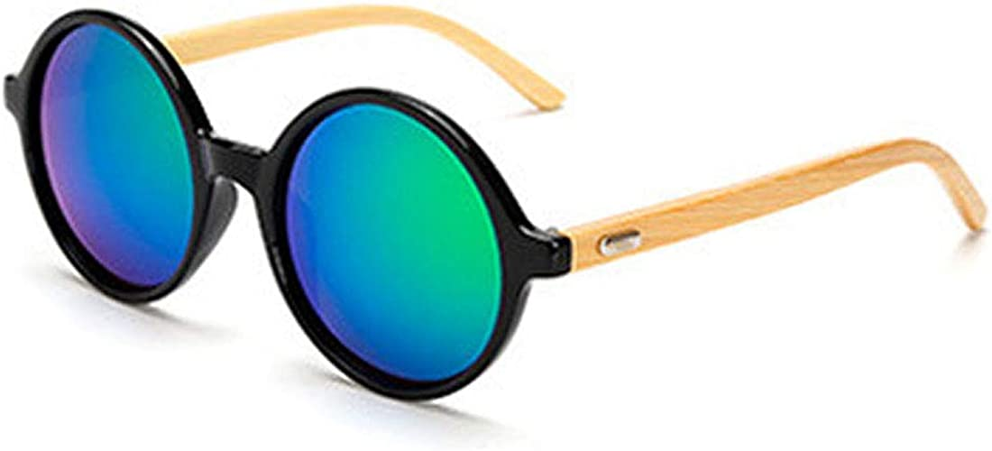 Tom Eisenmann KDEAM Women des lunettes de soleil Acetate, Bamboo Wood UV400, Anti-Reflective KD527 C3