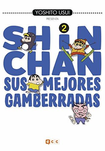Shinchan: Sus mejores gamberradas núm. 02 (de 6)