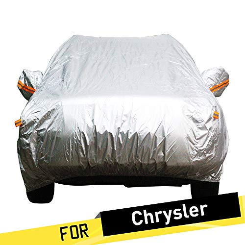 ERQINGCZ Wasserdichte Autoabdeckung Car Cover Sun Regen Schnee Protector Cover Für Chrysler Neon Town & Country Avenger Pacifica Sundance