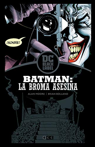 Batman: La Broma Asesina (Biblioteca Dc...