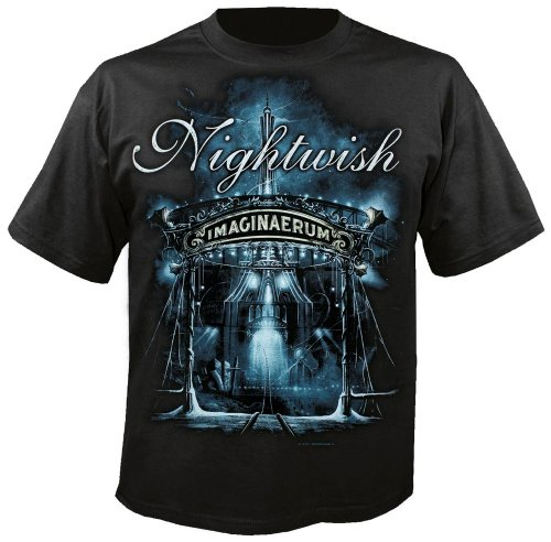 Nightwish - Imaginaerum T-Shirt Größe M
