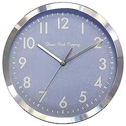 Geneva Clock 10 Metal Wall Clock 10027129