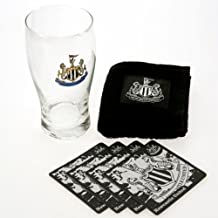 newcastle united glass
