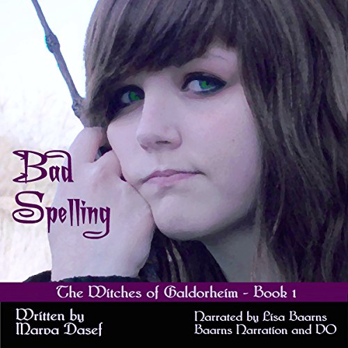 Bad Spelling audiobook cover art