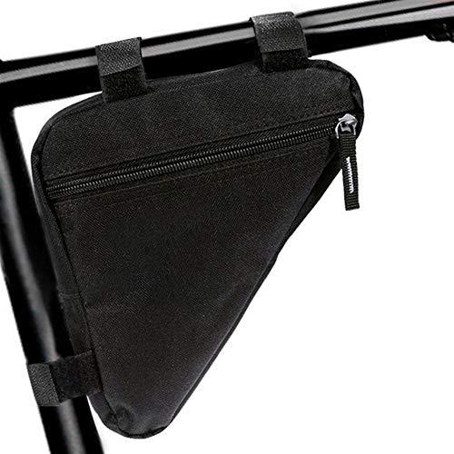 Bolsa de sillín de ciclismo La bolsa impermeable for bicicleta de nylon bolso de la caja Cyling 4,8 '' 5,7 '' Frame Bolsas bicicleta for la bici Accesorios Bolsa de bicicleta de carretera profesional