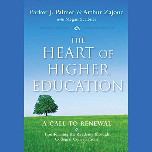 The Heart of Higher Education cover art