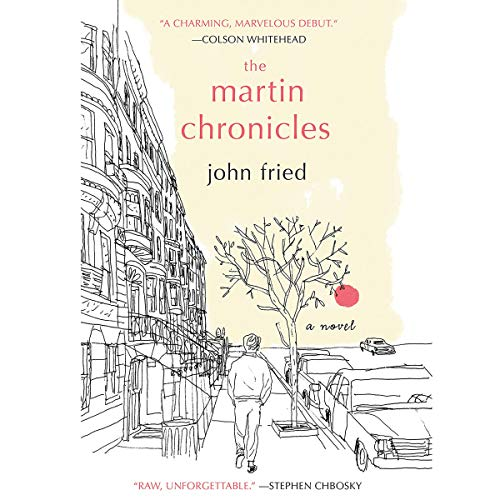 The Martin Chronicles audiobook cover art