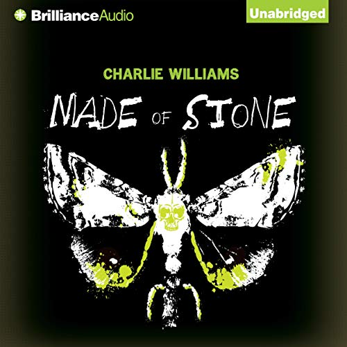 Made of Stone Audiobook By Charlie Williams cover art
