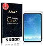 J&D Compatible para Huawei MatePad Pro/Huawei MatePad Pro 5G Protector de Pantalla, 1 Paquete [Vidrio Templado] [Cobertura Completa] Cristal Templado Protector de Pantalla para Huawei MatePad Pro