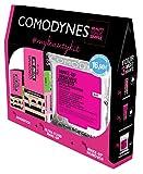 Comodynes - Kit de Belleza - Toallitas Desmaquillantes (20 uds) + Corrector Coverstick (4 g) + Base de Maquillaje Ultra Fluid (30 ml)