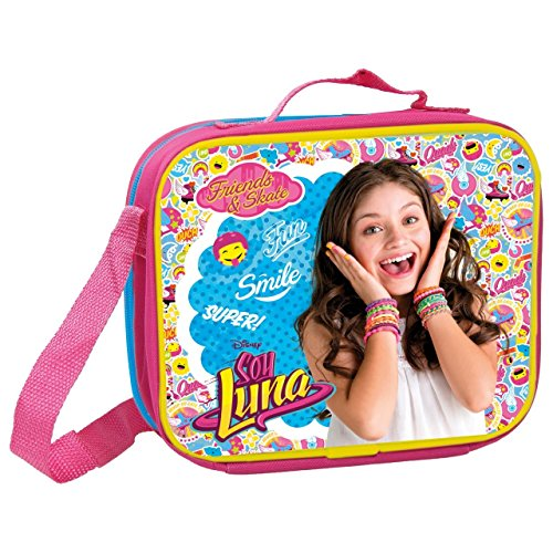 Koeltas = lunchbox + drinkfles Soy Luna Disney