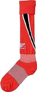 SCEPTRE(SCEPTRE) 橄榄球 提花长筒袜 红色×黑色×白色 CS-408