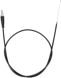 Gorgeri Cable del acelerador de la motocicleta Cable del acelerador ATV 127 cm Accesorios de motos