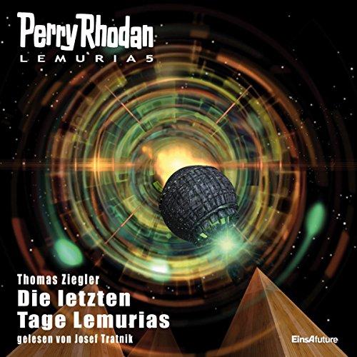 Die letzten Tage Lemurias Titelbild