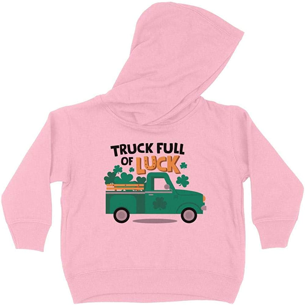 Truck Full cheap Max 65% OFF of Luck St. Patrick's Kids Todd Day Sweatshirt Hoodie