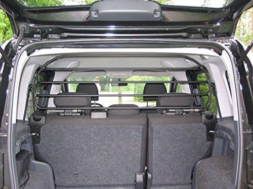 Kleinmetall Traficgard Stahlstreben Trenngitter/Hundegitter/Gepäckgitter geeignet für VW Caddy Life Hochdachkombi Bj: 2005 - bis jetzt (TG-XXL)