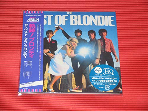 The Best of Blondie-Uhq-CD