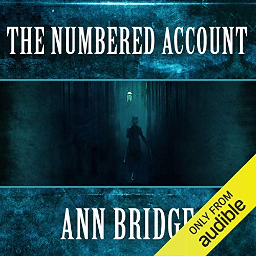 The Numbered Account cover art